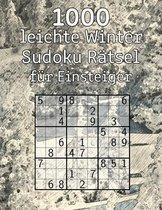 1000 leichte Winter Sudoku Ratsel fur Einsteiger