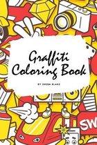Graffiti Coloring Book for Children (6x9 Coloring Book / Activity Book)
