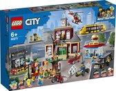 LEGO City - Stadtplatz - Multikleur