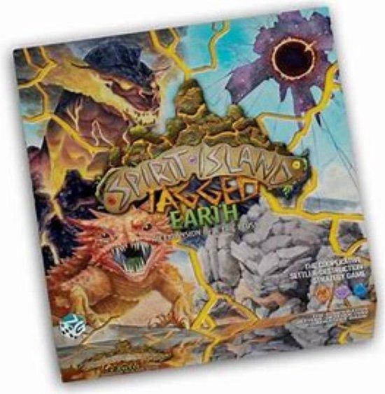 Afbeelding van het spel Spirit Island Jagged Earth Expansion