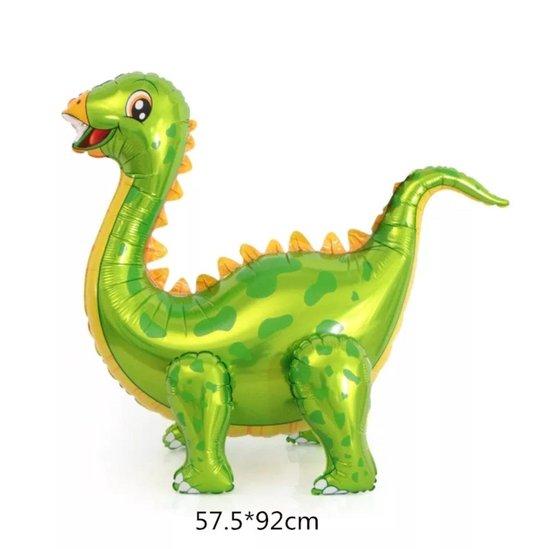Dino ballon - Dinosaurus ballon - Dieren ballon - Grote ballon - Kinderfeest Ballonnen