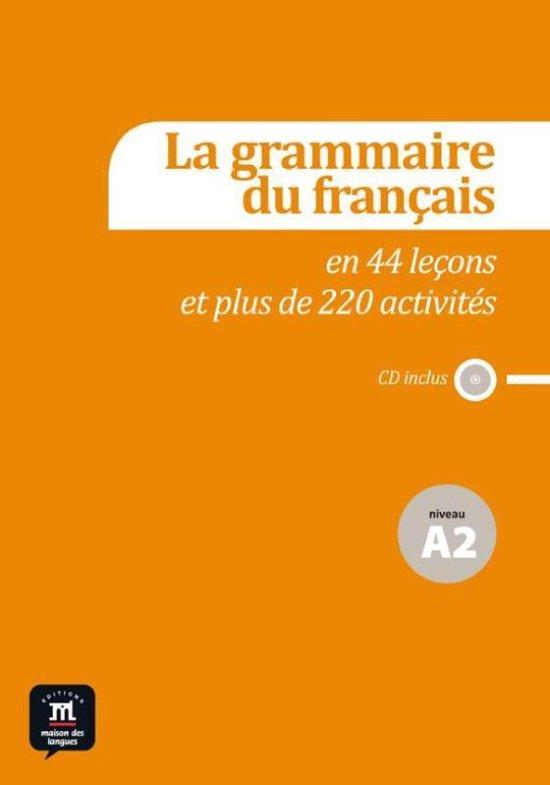 La grammaire du francais