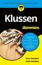 Boek cover Klussen voor Dummies, pocketeditie van Gene Hamilton