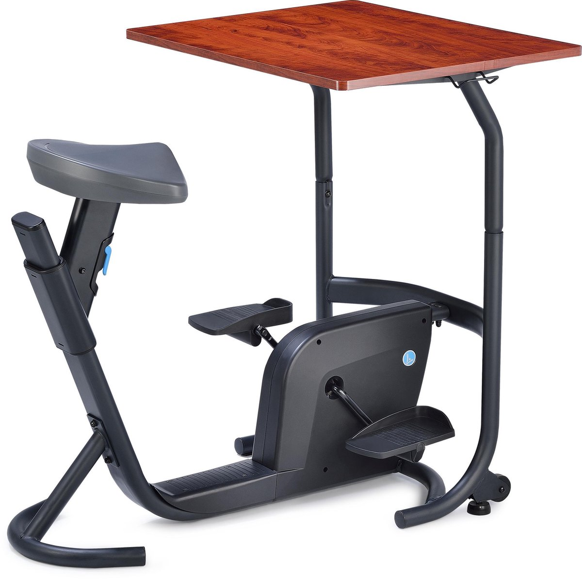 LifeSpan Bureaufiets excl. bureau, Unity Bike Desk. De actieve kindertafel met fiets voor bij het thuiswerken en op school. Blijf in beweging en gezond met een actieve werkplek van LifeSpan