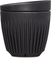 HuskeeCup & Deksel - Small - 6oz/18cl - Charcoal