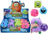 Monster Orbeez stressballen - Stressbal voor de hand - Super leuk cadeau - 14 cm