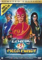 Het Geheim van Mega Mindy (DVD+CD)