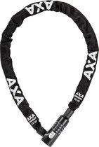 AXA Absolute 5 Kettingslot Code - 90 cm - zwart