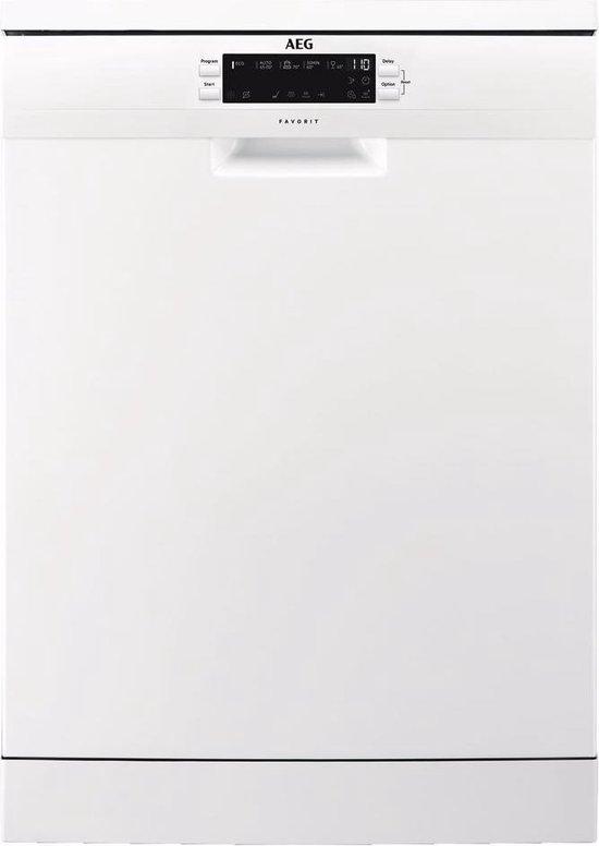 AEG FFB53600ZW - Vrijstaande vaatwasser - Wit