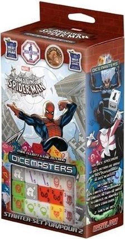 Thumbnail van een extra afbeelding van het spel SPIDERMAN - Dice Masters - Starter