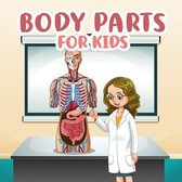 Body Parts Activity Book For Kids: Human Body Activity Book for Kids
