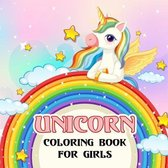 Unicorn Coloring Book For Girls