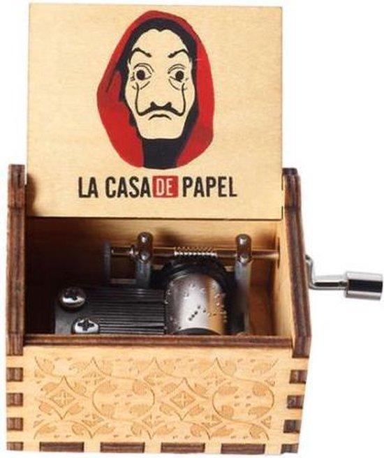 Muziekdoosje La Casa de Papel