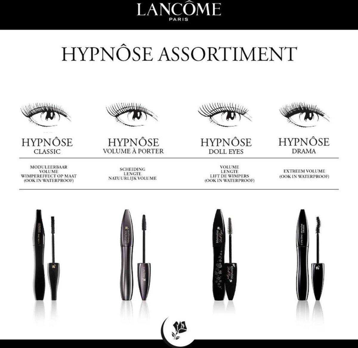 bol.com | Lancôme Hypnôse Doll Eyes Waterproof Mascara - Zwart