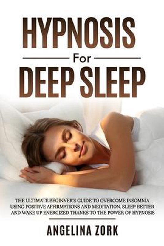 Hypnosis for Deep Sleep