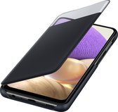 Samsung View Wallet Hoesje - Samsung Galaxy A32 5G - Zwart