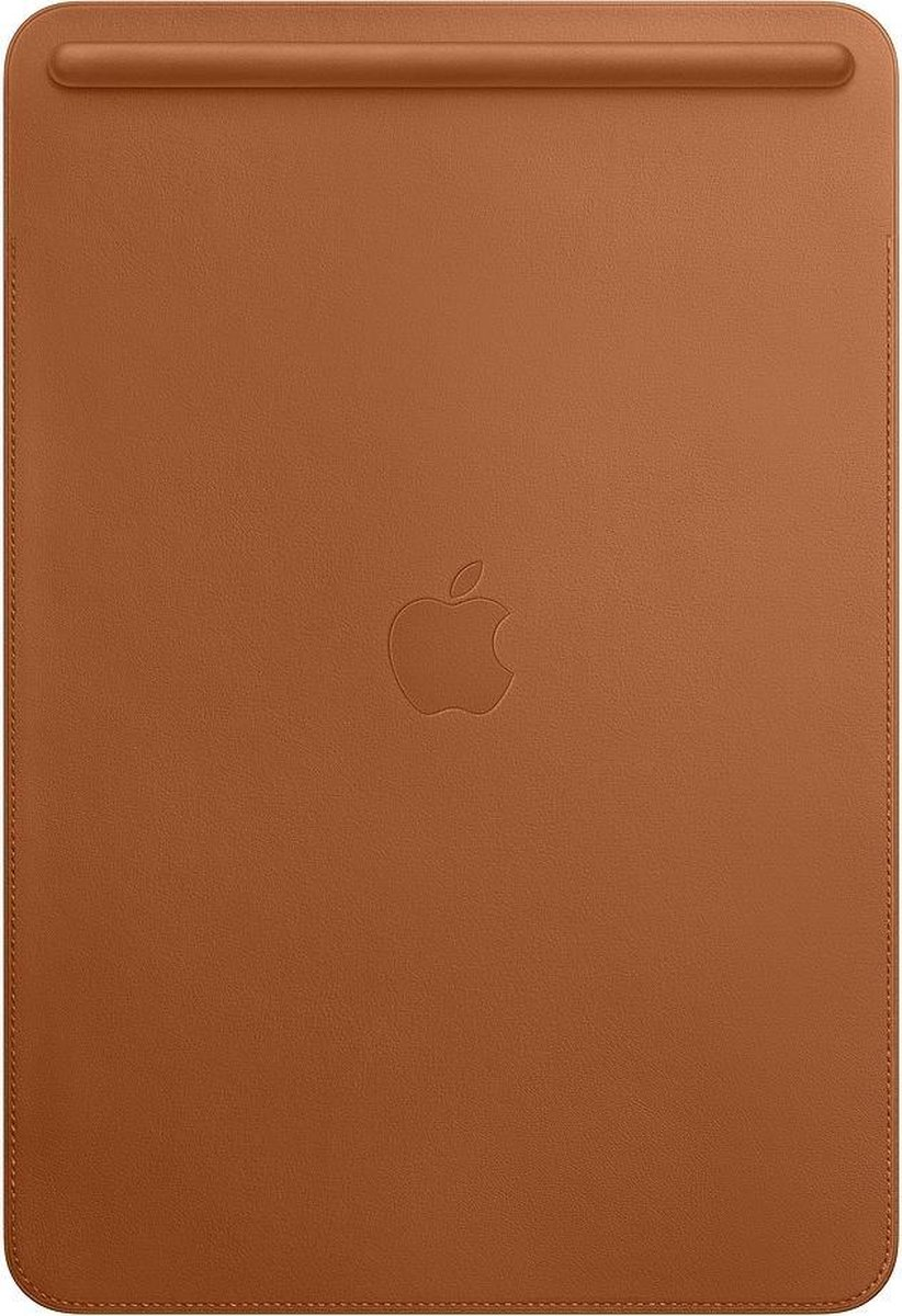 Apple Leather Sleeve - Saddle Brown - voor iPad Pro 10.5 2017