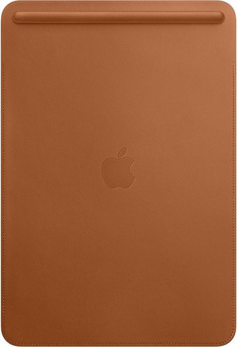 Apple Leather Sleeve - Saddle Brown - voor iPad Pro 10.5 2017