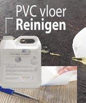 PVC, vinyl, thermoplastische- en tegelvloeren, linoleum, reiniger 100% concentraat geeft een duurzame bescherming en uitstekende hechting. Gemakkelijke bijwerking van beschadigde delen