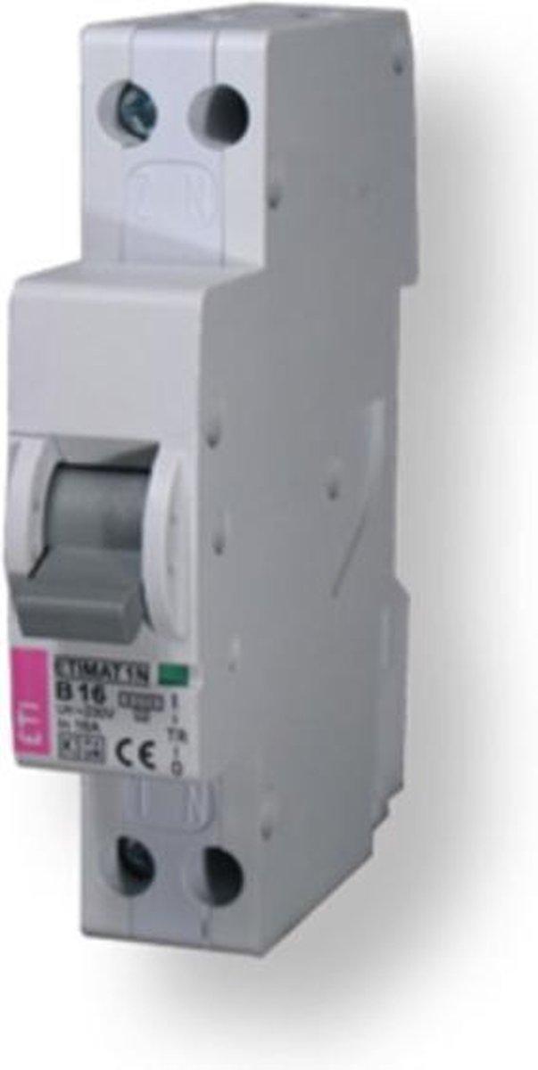 installatie-automaat B 16A