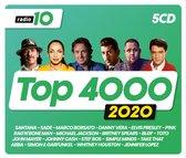 CD cover van Radio 10 Top 4000 (2020) van Radio 10