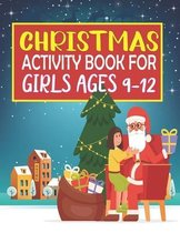 Christmas Activity Books For Girls Ages 9-12
