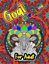 Goat Coloring Book