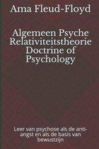 Algemeen Psyche Relativiteitstheorie Doctrine of Psychology