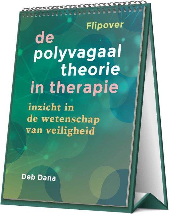 Boek cover De polyvagaaltheorie in therapie  -   Flipover van Deb Dana (Paperback)