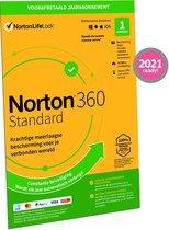 Norton 360 Standard 2021 1 apparaat 1 jaar - Fysie