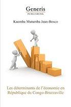 Les determinants de l'economie en Republique du Congo (Congo-Brazzaville)