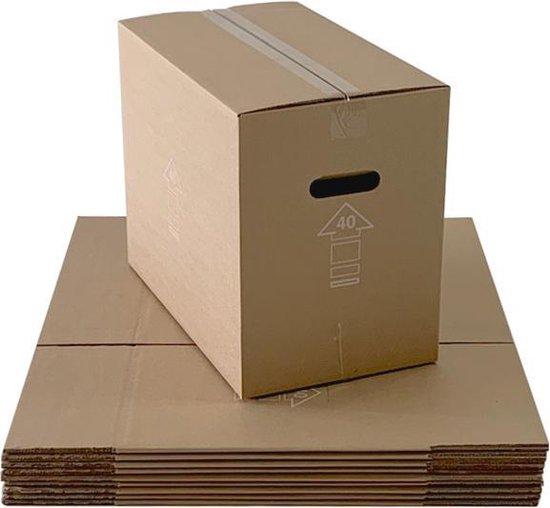 Afbeelding van Verhuisdoos verhuisbox goedkoop 10 stuks