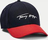Tommy Hilfiger - TH signature cap - heren - desert sky