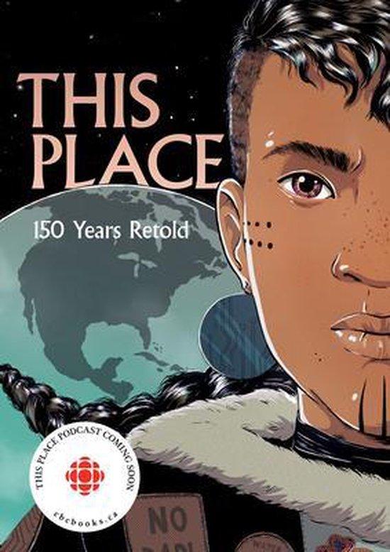 Boek cover This Place van Kateri Akiwenzie-Damm (Paperback)