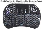 Mini Wireless Keyboard, draadloos toetsenbord, type; Rii i8