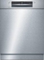 Bosch SMU4HAS48E - Serie 4 - Inbouw vaatwasser - Inox