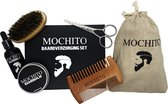 Mochito Baard Verzorging Set L | Baardverzorging set | 7 Producten | Cadeau Voor Man | Giftset Man | Geschenkset Mannen | Cadeau Voor Man