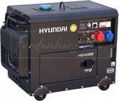 HYUNDAI HDG88 Heavy duty generator 400V 7,5Kva