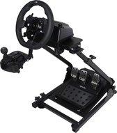 Underestimate® Wheel Stand – Racestuur wiel houder - Logitech G25/G27/G29/G920 – eSports – Thrustmaster T150/T300/T500 Series – Zonder Stuur