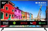 Nikkei NU5018S Ultra HD / 4K 50 inch Smart TV