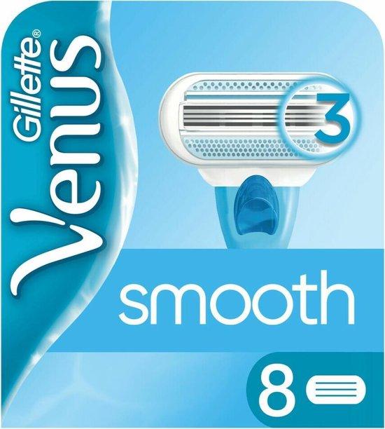 10x Gillette Scheermesjes Venus Original 8 stuks
