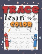 Trace Learn And Color