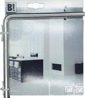 B!Organised Plankdrager Tube Stainless steel