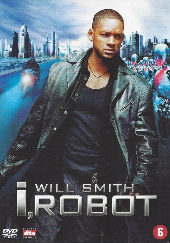 Cover van de film 'I, Robot'