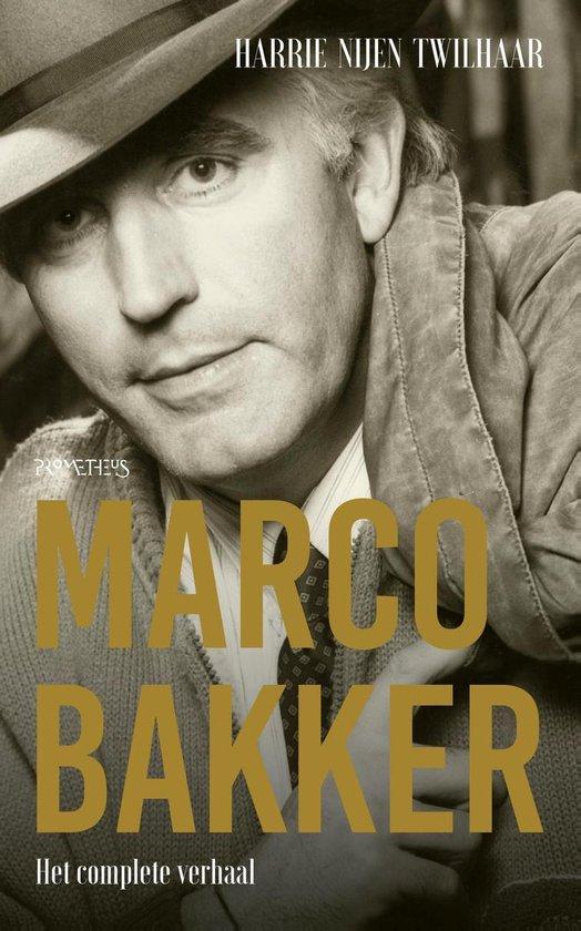 Boek cover Marco Bakker van Harrie Nijen Twilhaar (Onbekend)