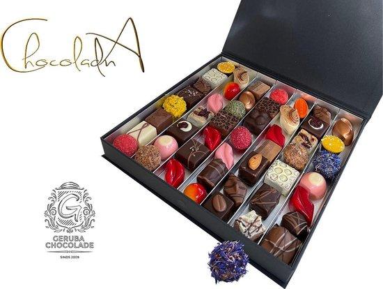 Luxe assortiment Pasen van de beste chocolade bonbons en truffels (40-42...