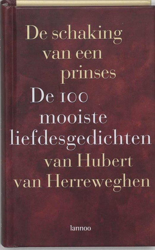 Cover van het boek '100 liefdesgedichten' van H. van Herreweghen