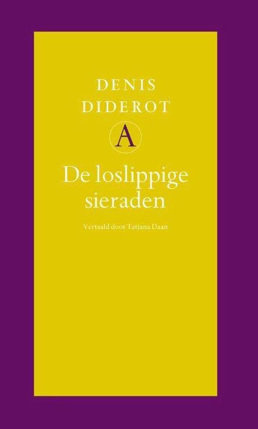 De Loslippige Sieraden - Denis Diderot |