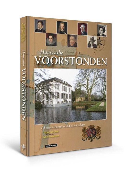 Cover van het boek 'Havezathe Voorstonden' van Joosje Dam