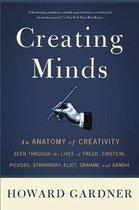 Boek cover Creating Minds van Howard E Gardner (Paperback)